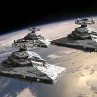 Star Destroyers Wallpaper