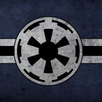 Galactic Empire Logo Wallpaper