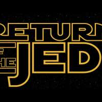 Return of the jedi logo wallpaper