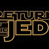 Return of the jedi logo wallpaper