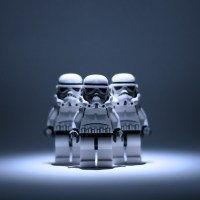 Lego Stormtrooper Wallpaper
