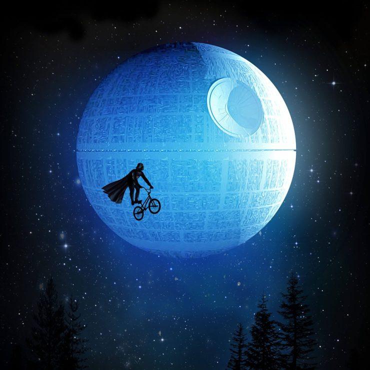 Supreme Leader Snoke Hologram (The Last Jedi)