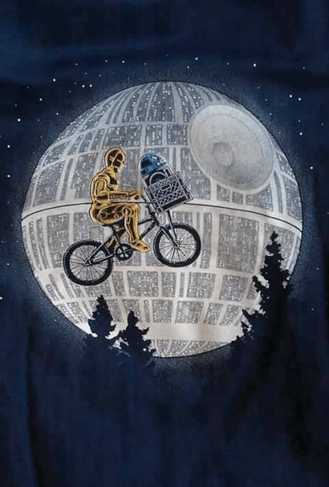Funny Star Wars Wallpaper (C3PO and R2D2) 1