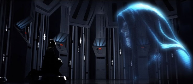 Vader and The Emperor - The Empire Strikes Back. 1