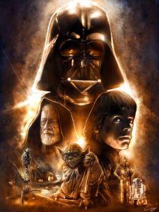 The Empire Strikes Back (El Imperio Contraataca).