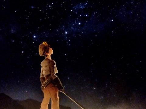 The Art of Star Wars: The Last Jedi - Temiri Blagg (broom boy) 4