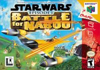 Play Star Wars Episode I - Battle For Naboo Online !!!