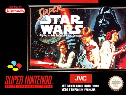 Super Star Wars - Nintendo Super NES - Play Retro Games