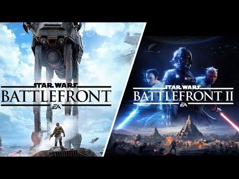 Comparación: Star Wars Battlefront vs. Battlefront II