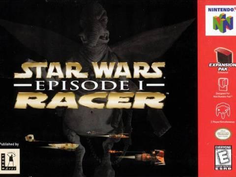 Star Wars Episode I - Racer - Nintendo 64 - Play Retro Games