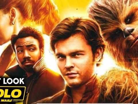 Han Solo Movie First Look Revealed! (Solo A Star Wars Story) 2