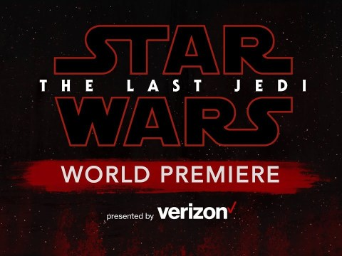 Live From The Red Carpet Of Star Wars: The Last Jedi 2