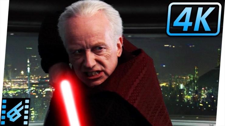 Mace Windu vs Palpatine | Star Wars Revenge of the Sith (2005) 1