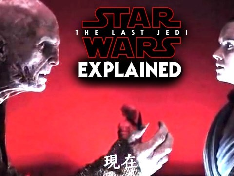 No Snoke Backstory & Why! Explained - Star Wars The Last Jedi
