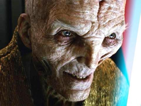 Noticias de Supreme Leader Snoke en The Last Jedi
