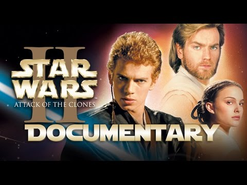 Star Wars Episode II Attack of The Clones (The Making of Documentary) 2