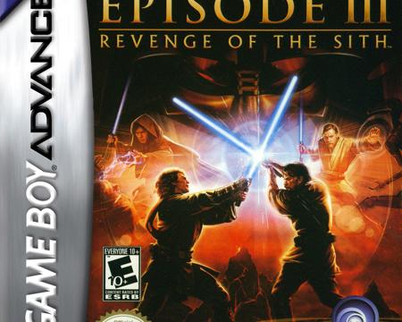 Play Star Wars - Episode III - Revenge of the Sith online Nintendo Game Boy Advance 9