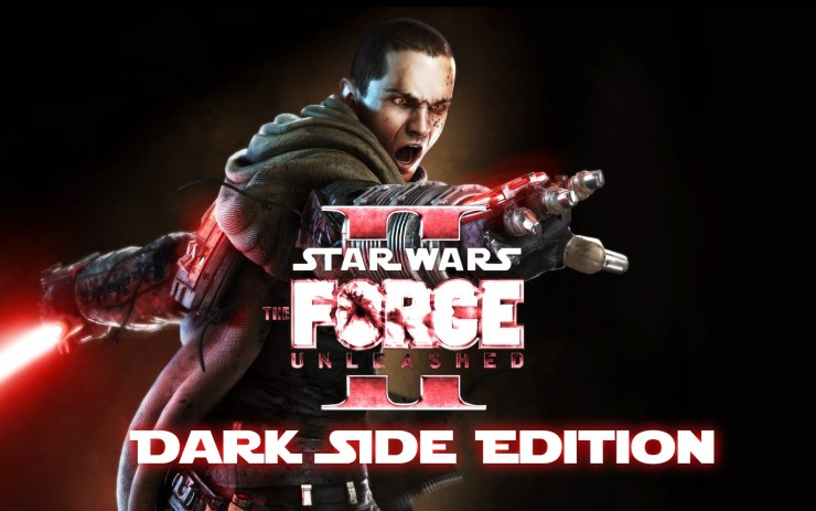 Star Wars: Force Unleashed 2 (Dark Side Edition) Game Movie