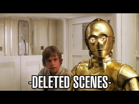 Star Wars: The Empire Strikes Back - Deleted Scenes