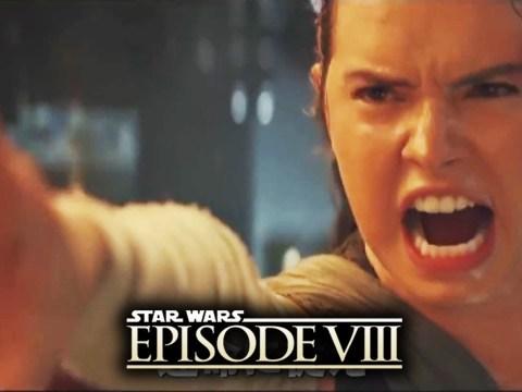 Star Wars The Last Jedi Compilado de TV Spots. 10