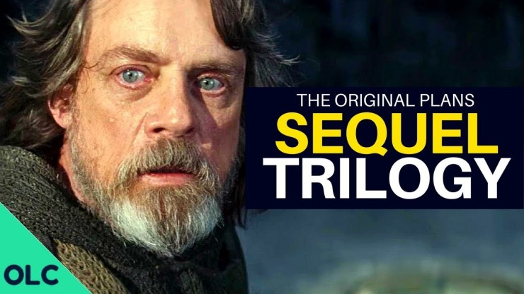 STAR WARS: The Original Plans for the Sequel Trilogy 1
