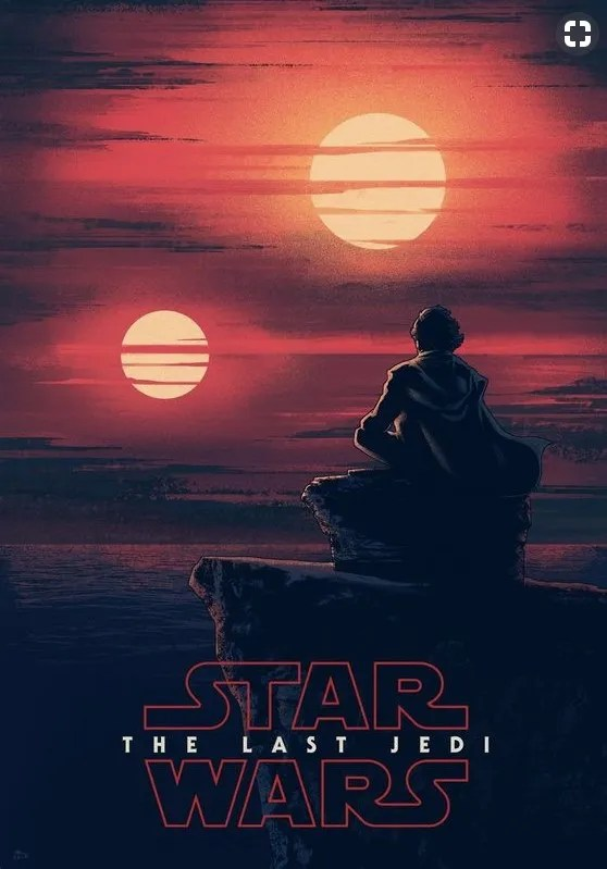 Star Wars The Last Jedi Luke Skywalker Wallpaper