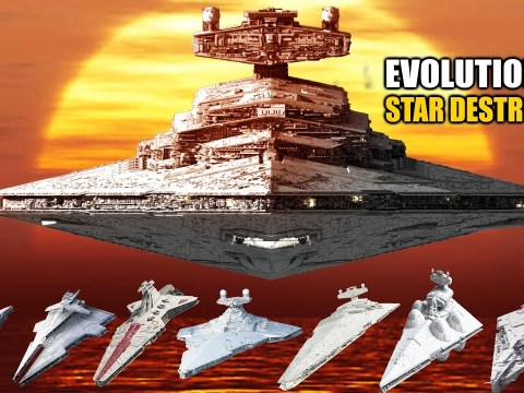The Evolution of the Star Destroyer (Old Republic to First Order)