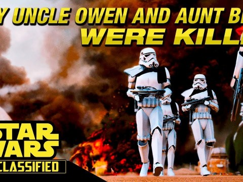 Why Sand Troopers KILLED Uncle Owen and Aunt Beru | Star Wars Declassified