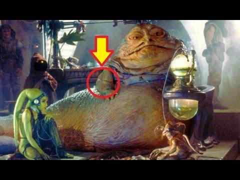 10 Curiosidades que no Sabías de Jabba the Hutt y te Sorprenderán - Star Wars 1