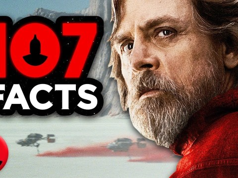 107 Facts about Star Wars: The Last Jedi - Star Wars Facts! (107 Facts S8 E8) 1