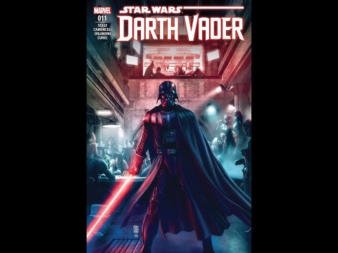 Darth Vader #11: The Rule of Five Part 1 [Dark Lord of the Sith] 9