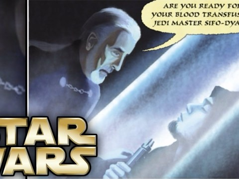 How Count Dooku killed Sifo Dyas and What he did with his Body 7
