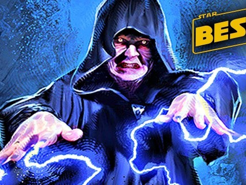 How Powerful Was Sidious with the Force - Explain Star Wars