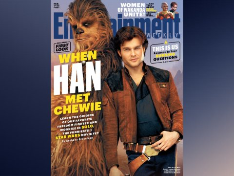 Solo: A Star Wars Story': This week's cover 7