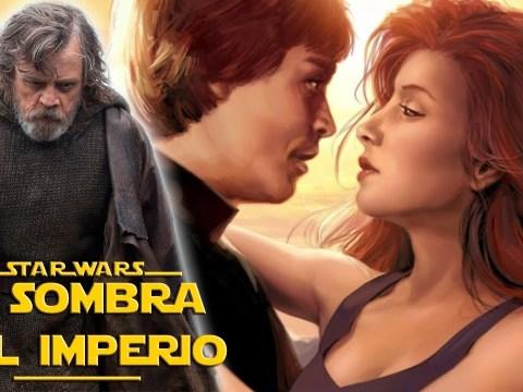 ¿La Esposa de Luke Skywalker Revelada en La Novela de Los Últimos Jedi? – Star Wars Episodio 8