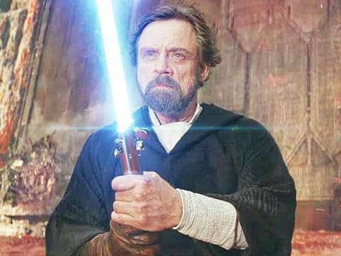 Por Qué Realmente Luke Desvanece al Final de Star Wars Los últimos Jedi
