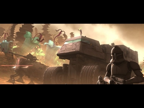 Star Wars Clone Wars The Battle Of Felucia Hd