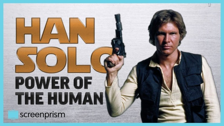 Star Wars: Han Solo - Power of the Human 1
