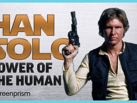 Star Wars: Han Solo - Power of the Human
