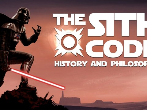The Sith Code: History and Ideology