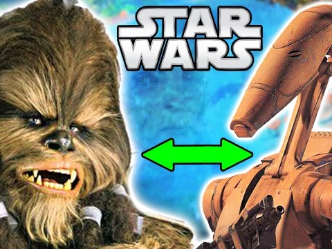 Why The DROID ATTACK on the WOOKIES was IMPORTANT - Star Wars Explained 7
