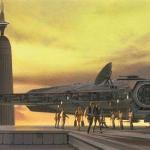 Ralph McQuarrie - The Empire Strikes Back 3