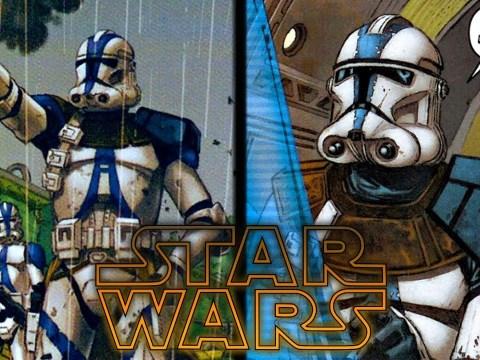 501st Legion Stormtrooper Commander Vill: A Star Wars Story