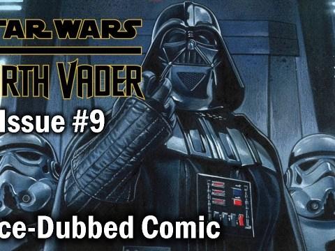 Darth Vader #9 (Voice Dubbed Comic)