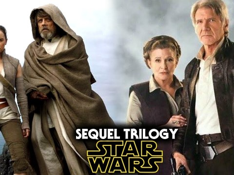 Disney Reveals Original Plan For Star Wars Sequel Trilogy!