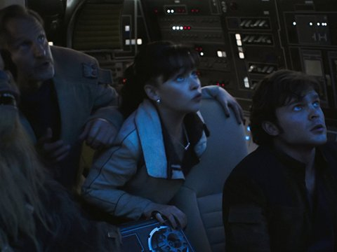 'Solo: A Star Wars Story' Influences Include 'Heat' and 'The Big Lebowski' | Fandango 14