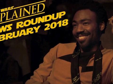 February 2018 Star Wars News Roundup