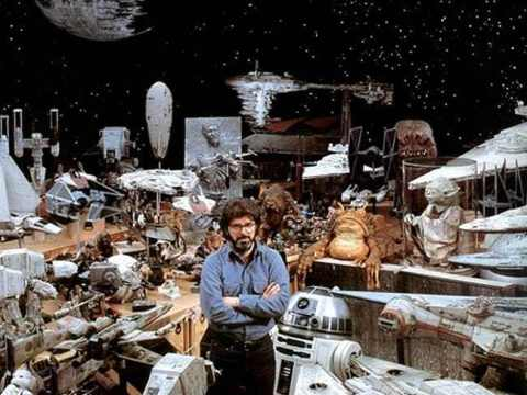78 Rare Star Wars Behind the Scenes Photos 1