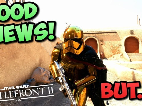 Good News For Star Wars Battlefront 2! But theres a problem.. 4