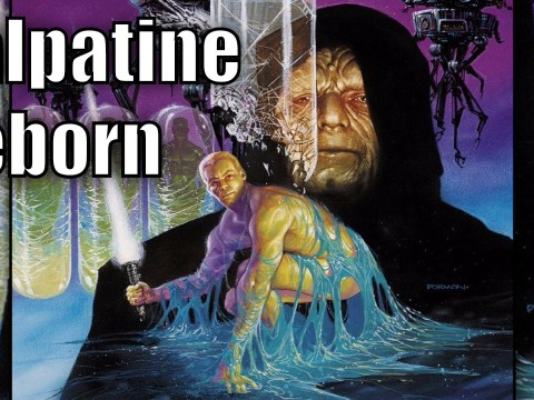 How Emperor Palpatine came back to Life in Star Wars Legends